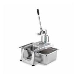 Cortadora de patatas fritas manual CF-5 (12 x 12 mm)