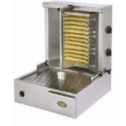 Asador vertical kebab eléctrico GR 40 E
