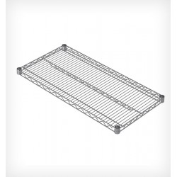 Estante INOX 304 mod. IP1838 (910x460mm)