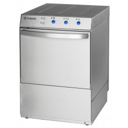 Lavavasos industrial Stalgast 40x40 (230V) (Dosificador Detergente y Bomba de Drenaje)