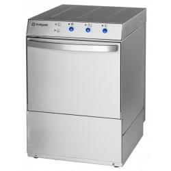 Lavavajillas industrial universal Stalgast 50x50 (400V/230V) con Dosificador Detergente y Bomba de Drenaje
