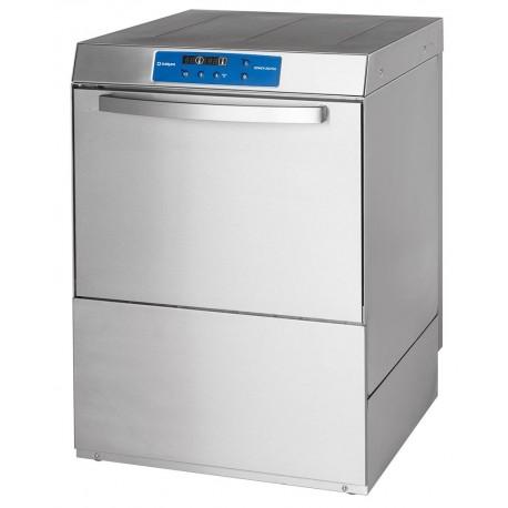 Lavavajillas industrial digital Stalgast 50x50 (400V) con Dosificador Detergente
