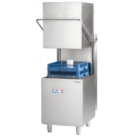 Lavavajillas de cúpula digital Stalgast (400V) (Dosificador Detergente)