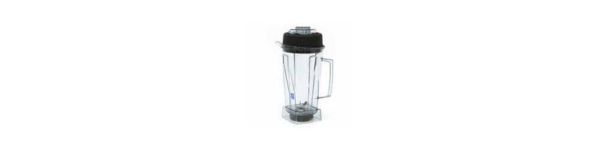 Vaso de policarbonato 2 litros