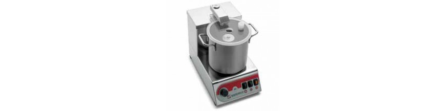 Cutter-emulsionadores GAMA COMPACTA