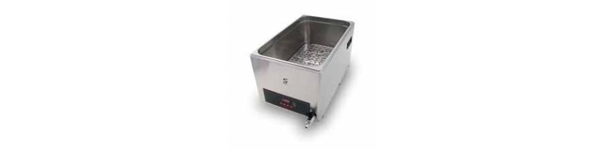 Cocedor SOUS-VIDE al baño maria