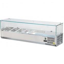 Vitrina refrigerada para preparación VR-4641