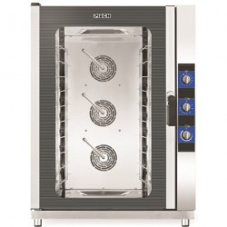 Horno eléctrico manual COMBI-STEAM PF9010