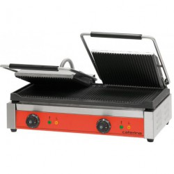 Plancha grill mixta gama económica M-2024