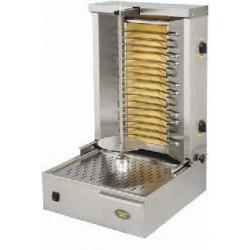 Asador vertical kebab eléctrico GR 80 E