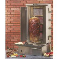 Asador vertical kebab a gas GR 80 G