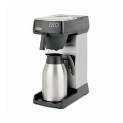 Cafeteras con producción de café a termos ISO