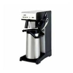 Cafeteras con producción de café a termos THA